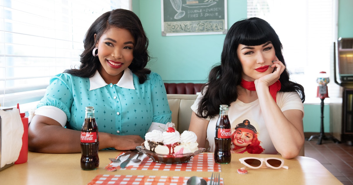 What's In The Coca-Cola Unique Vintage Collection? It's As Sweet As The Soda