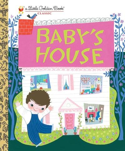 Baby's House Little Golden Book