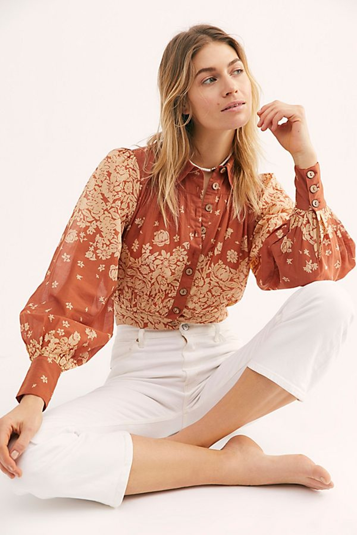Bet On My Love Blouse