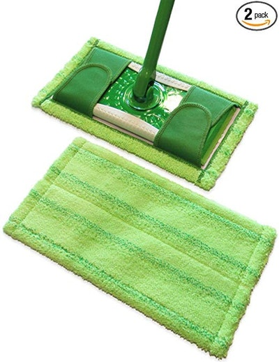 Easily Greener Swiffer Sweeper Compatible (2 Pack)