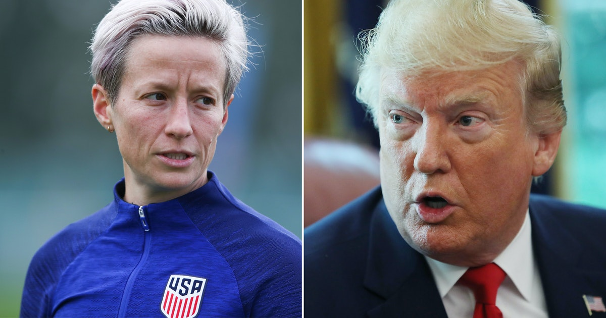 "Trump Thinks Equal Pay For Women's Soccer Comes Down To ""Economics"""