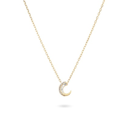 Heirloom Small Horn Necklace