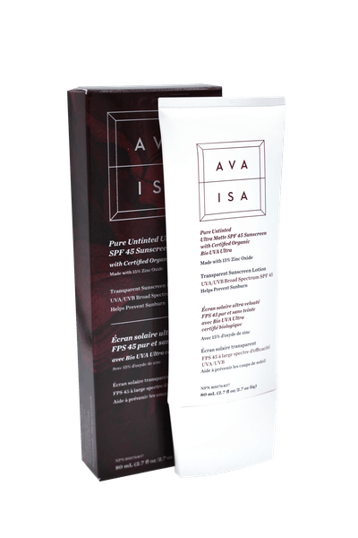 Ava Isa Ultra-Matte SPF 45