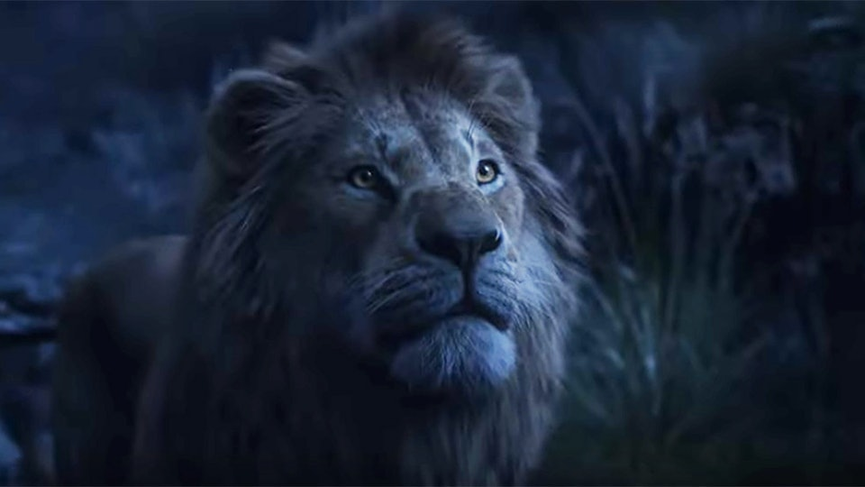 New Lion King Clip Of Simba Amp Scar Is So Intense It S