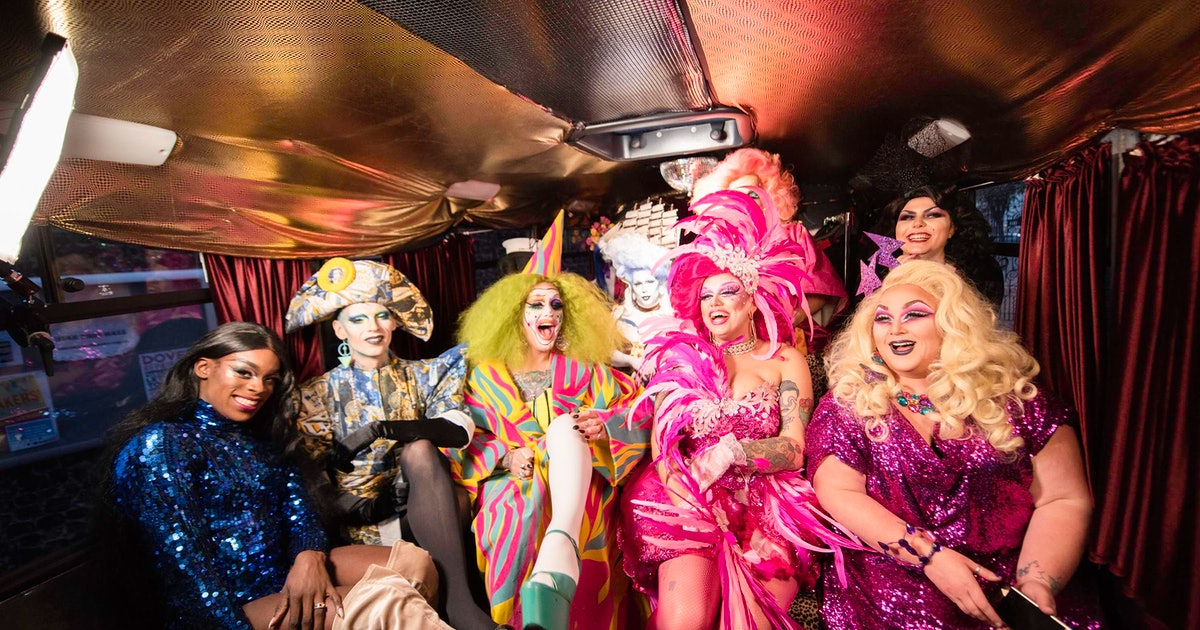 Channel 4's 'Drag SOS' Harnesses The Positive Power Of Drag & Boosts Contestants' Confidence In The Best Way