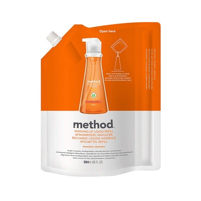 Method Clementine Washing-Up Liquid Refill