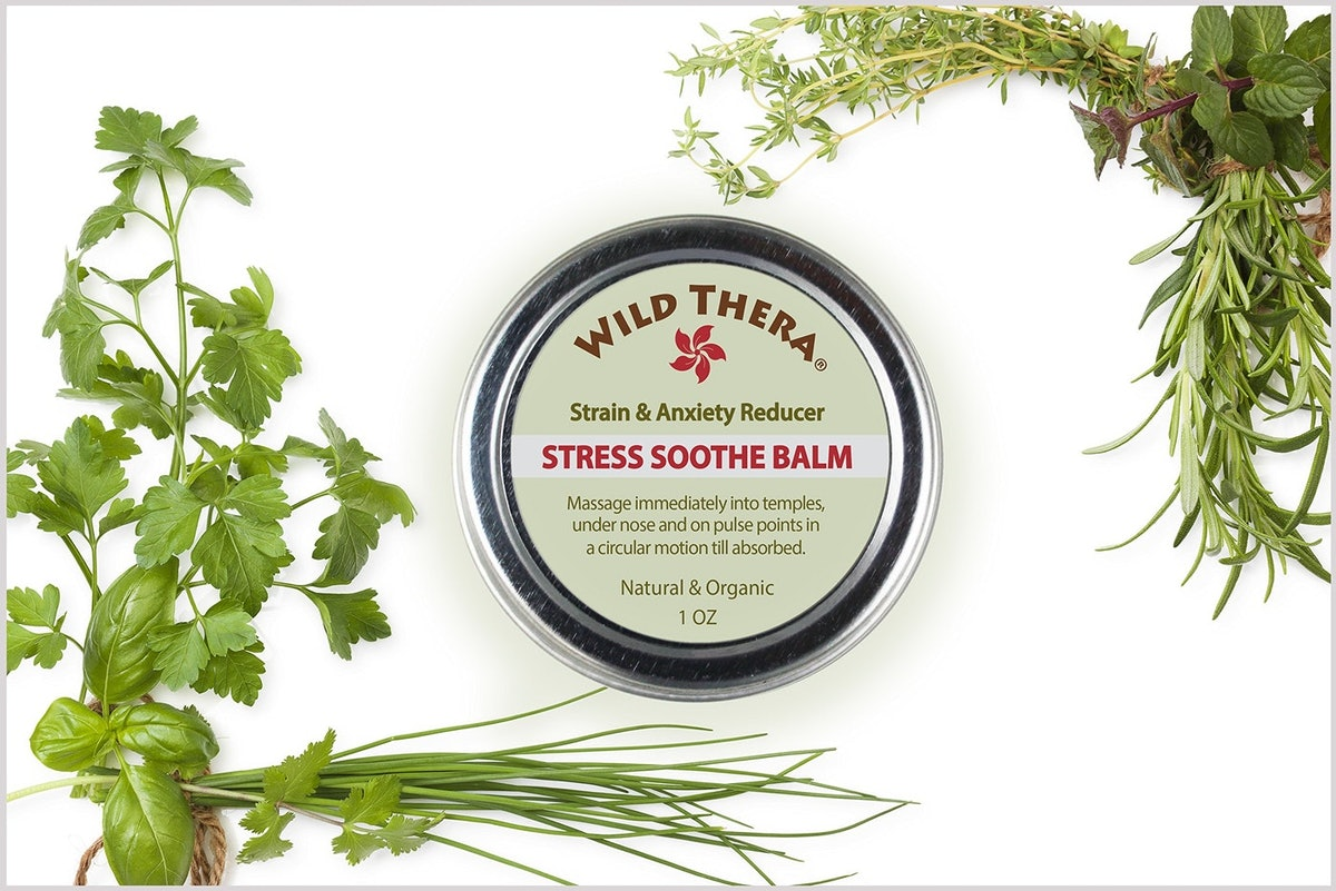 Wild Thera Stress Soothe Balm