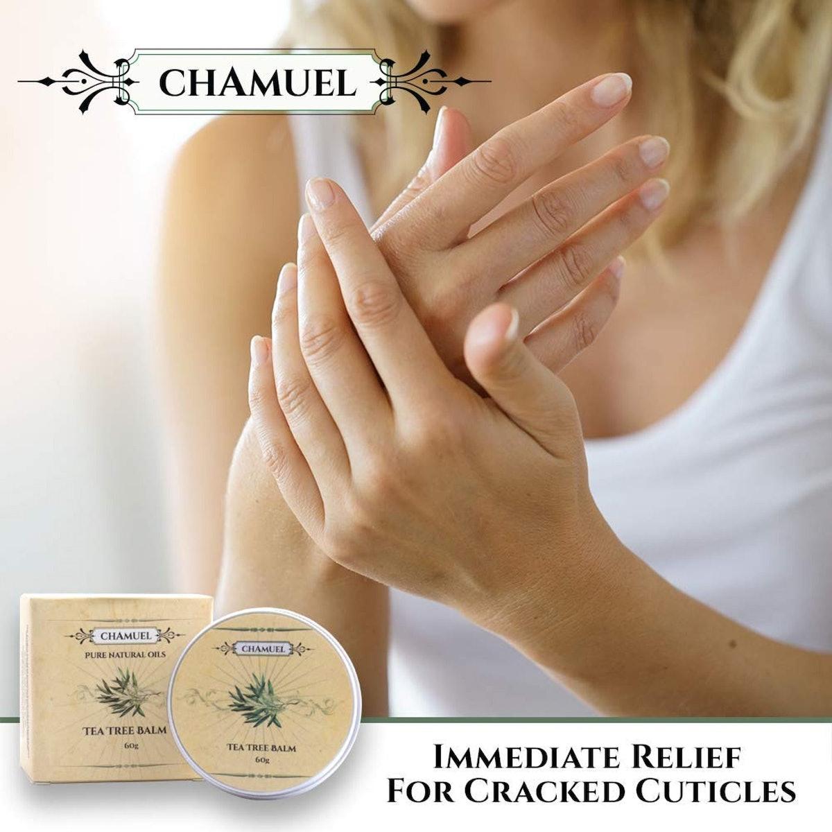 Chamuel Tea Tree Oil Balm