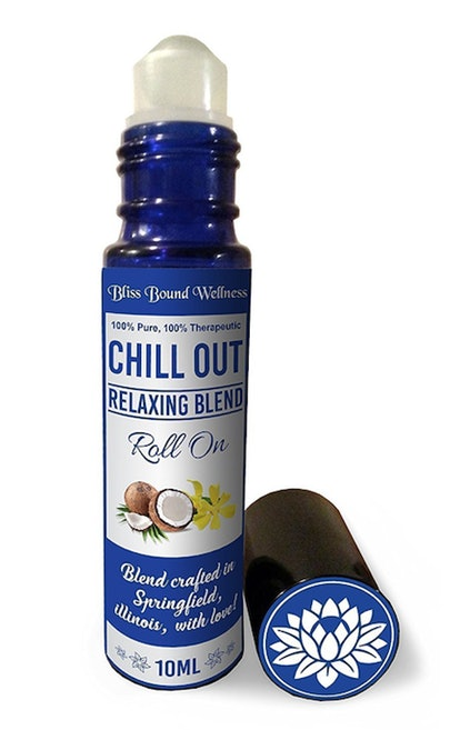 Bliss Bound Wellness Chill Out Essential Oil