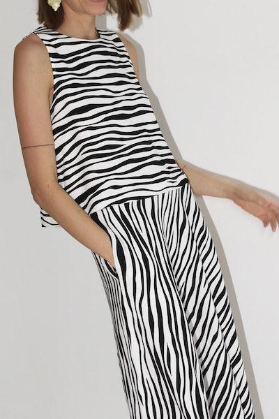 Sandy Tank, Zebra