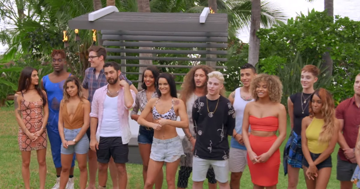 The 'Are You The One' Season 8 Cast Is All Sexually Fluid & They're Making Reality TV History