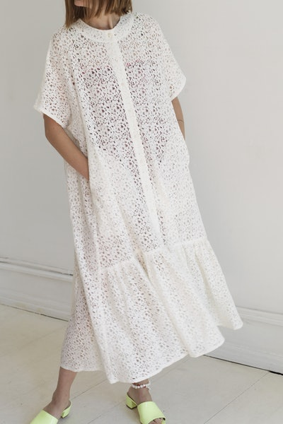 Nadine Dress, Lace