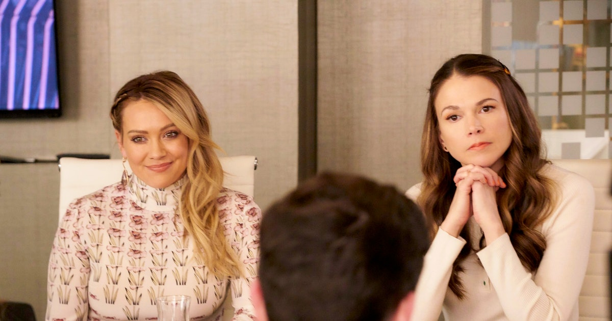 Charles & Zane's Publishing Company On 'Younger' Could Destroy Liza & Kelsey