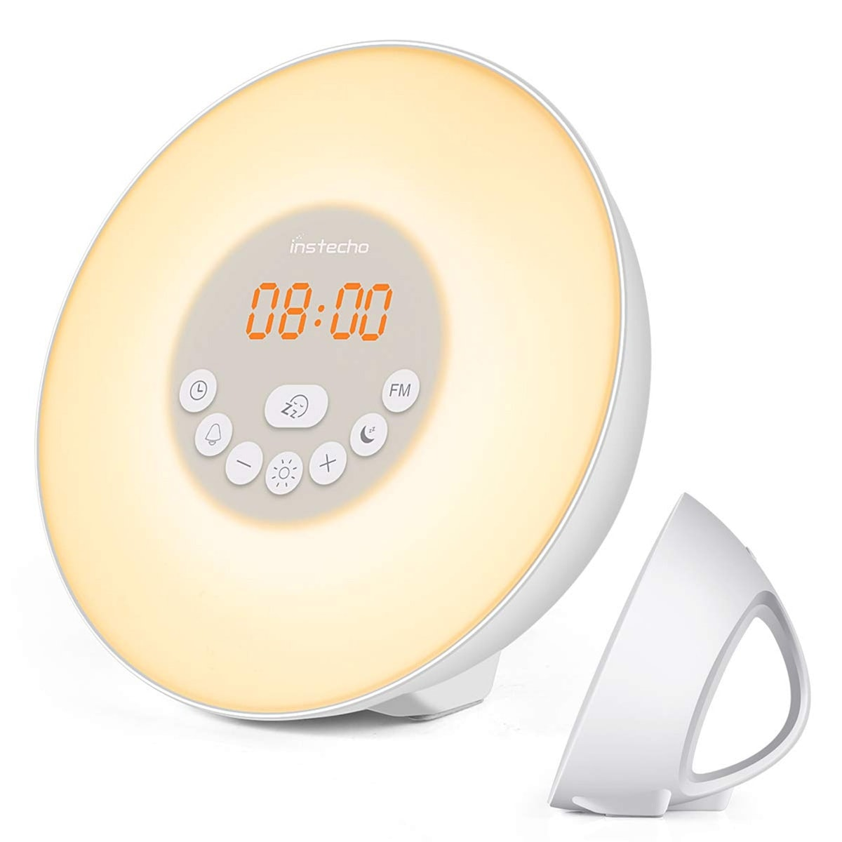 instecho Sunrise Alarm Clock