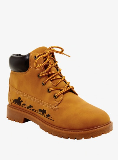 Disney The Lion King Work Boots