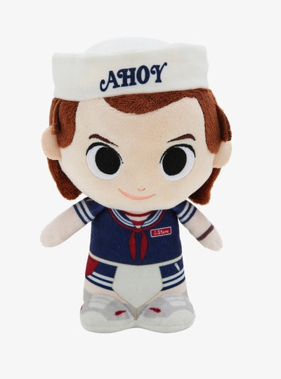 Stranger Things' Steve Scoop Ahoy Uniform, Funko Plush