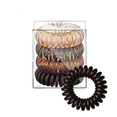 Kitsch Spiral Hair Ties