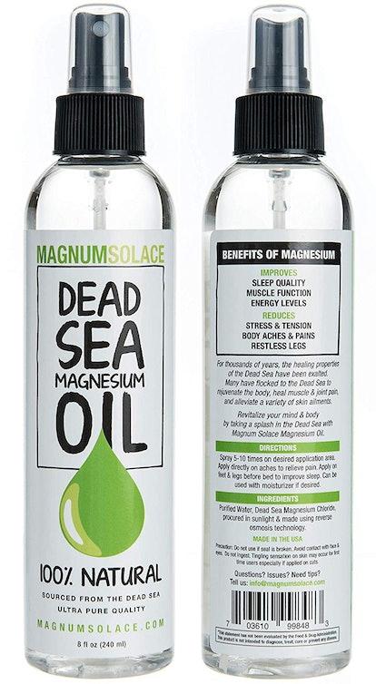 Magnesium Solace Magnesium Oil Spray