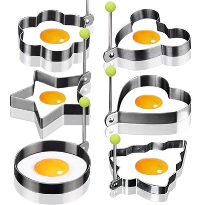 SWETON Stainless Steel Molds