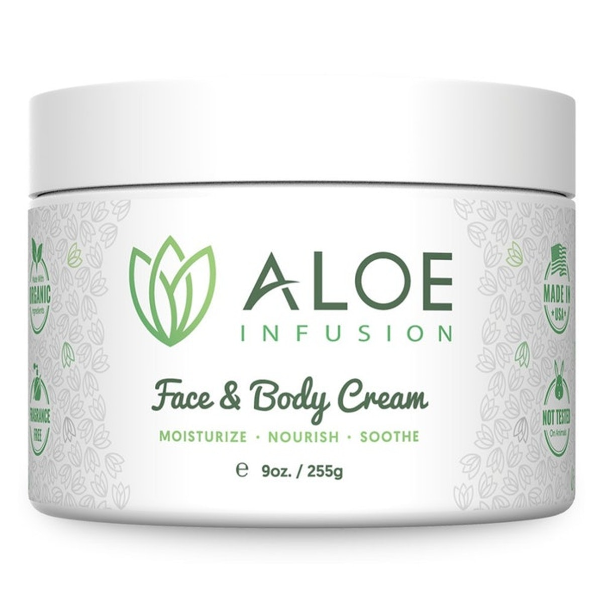 Aloe Infusion Face And Body Moisturizer