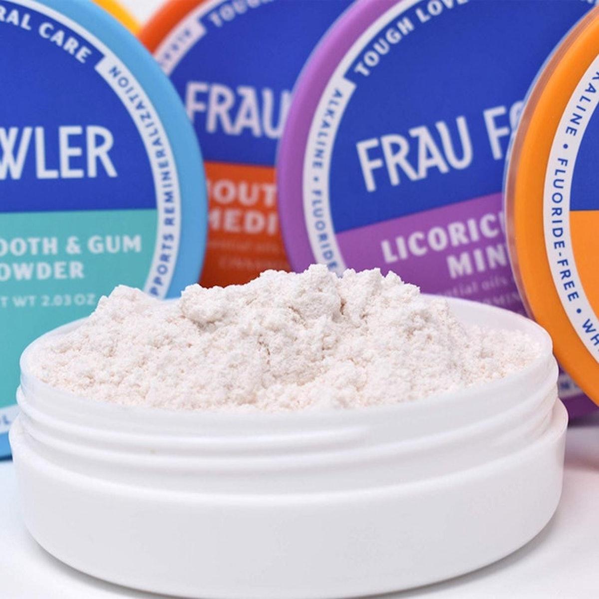 Frau Fowler Natural Oral Care