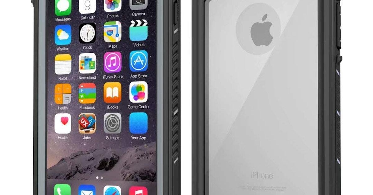 OTBBA Underwater Snowproof Phone Case