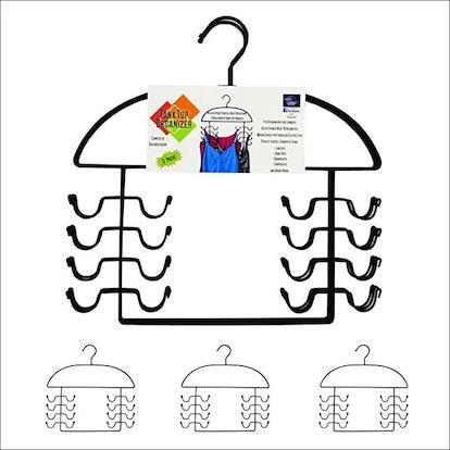 Tank Top Closet Organizer Hangers (3 Pack)