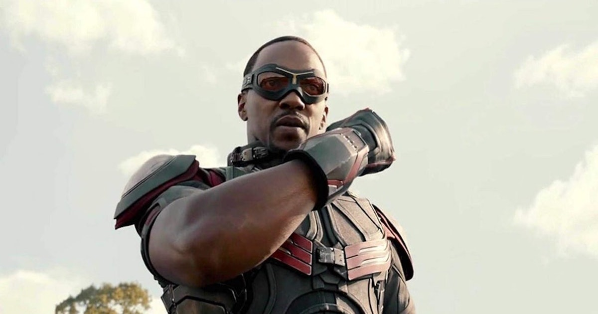 Anthony Mackie's Captain America Moment In 'Avengers: Endgame' Was Just As Emotional As You Imagined It Was