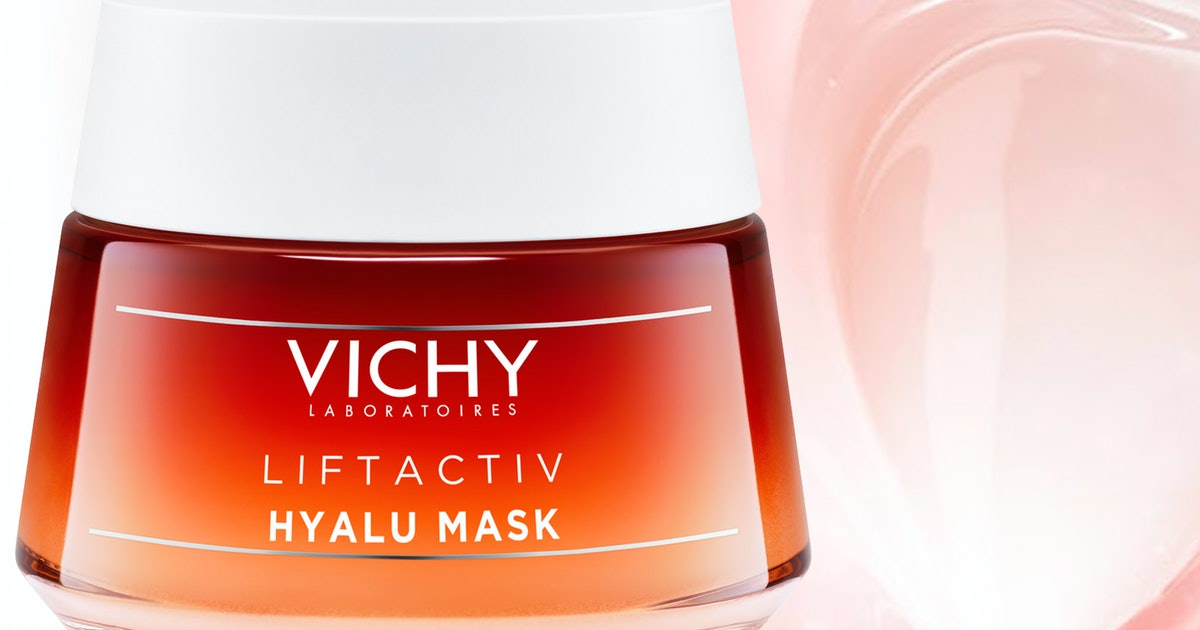 Vichy's LiftActiv Hyalu Mask Is The Luxe Drugstore Buy You Need For Summer