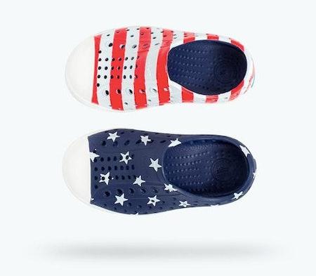 Jefferson Americana Child Shoes