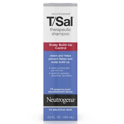 Neutrogena T/Sal Scalp Build-Up Control Therapeutic Shampoo