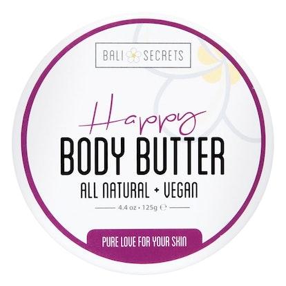 Bali Secrets Happy Body Butter