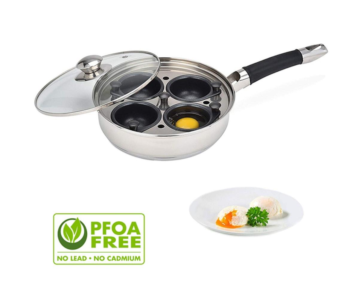 Modern Innovations Egg Poacher Pan
