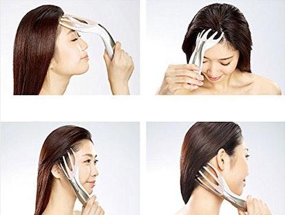 Tezam Electric Head Massager