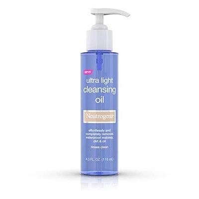 Neutrogena Ultra Light Cleansing Oil