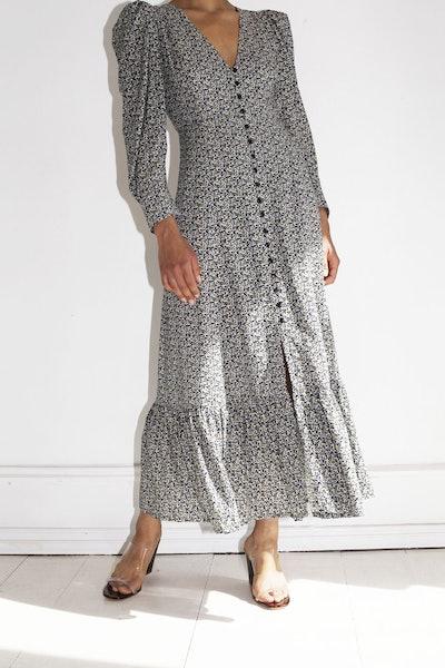 Penny May Dress, Winona Flower