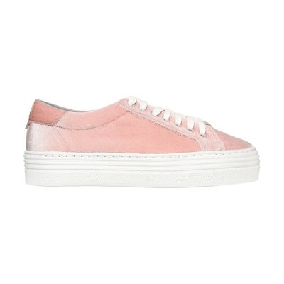 40MM Velvet Sneakers