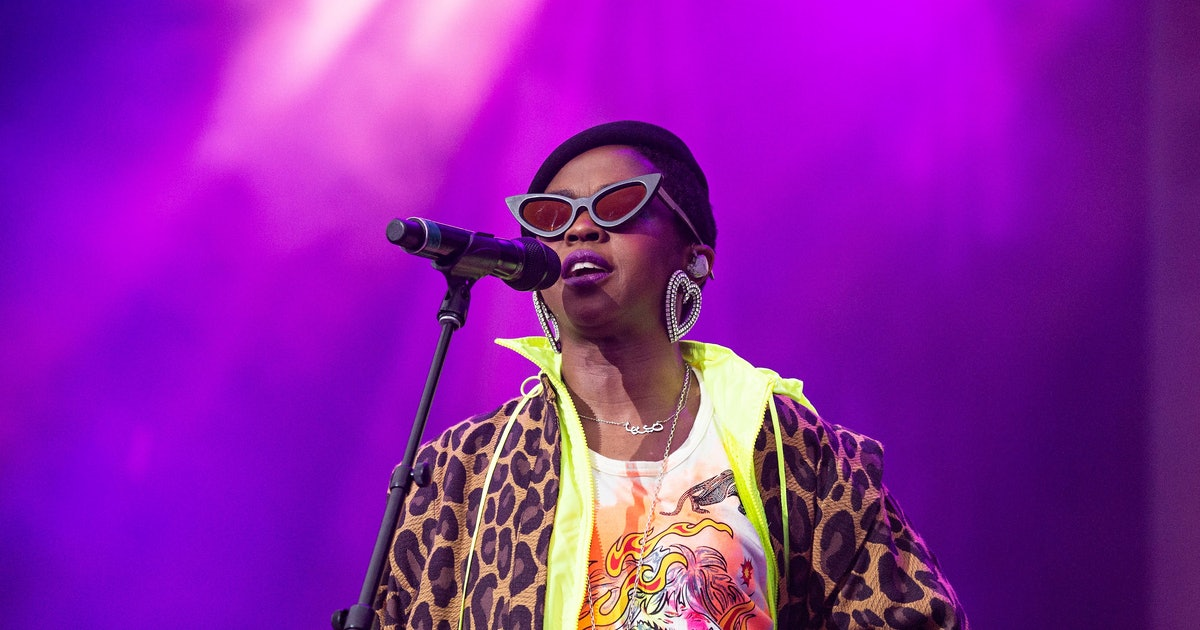 How To Watch Lauryn Hill's Glastonbury Performance On TV, Because Her Shows Are Legendary