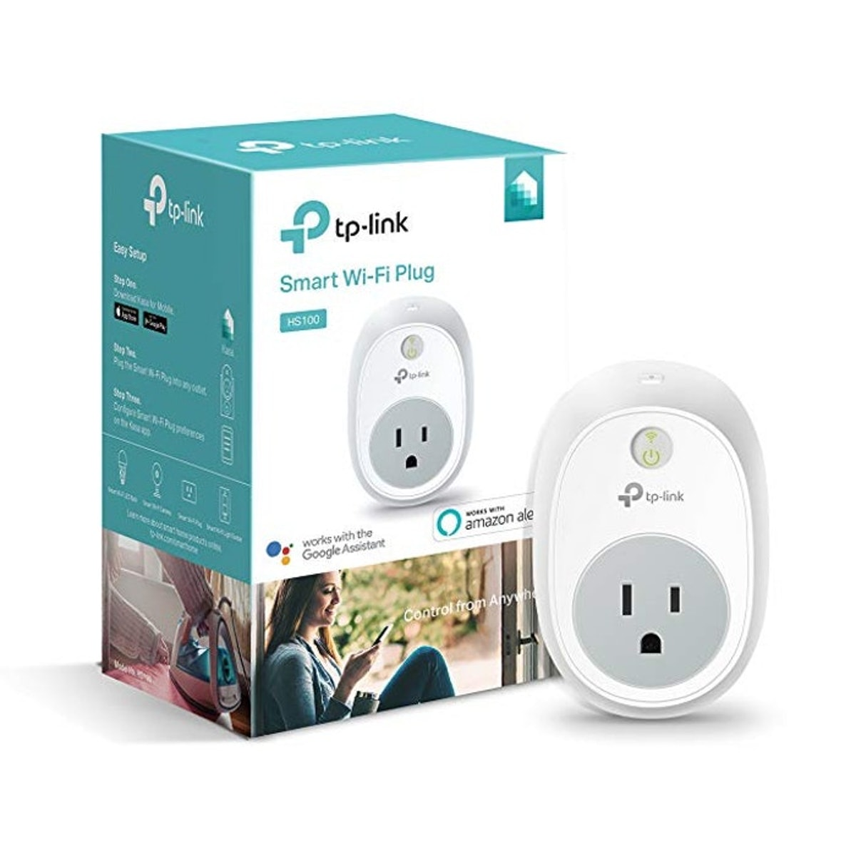 Kasa Smart WiFi Plug by TP-Link
