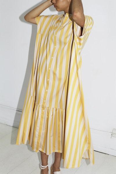 Nadine Dress, Surf Stripe