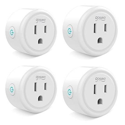 Gosund Smart Plug (4 Pack)