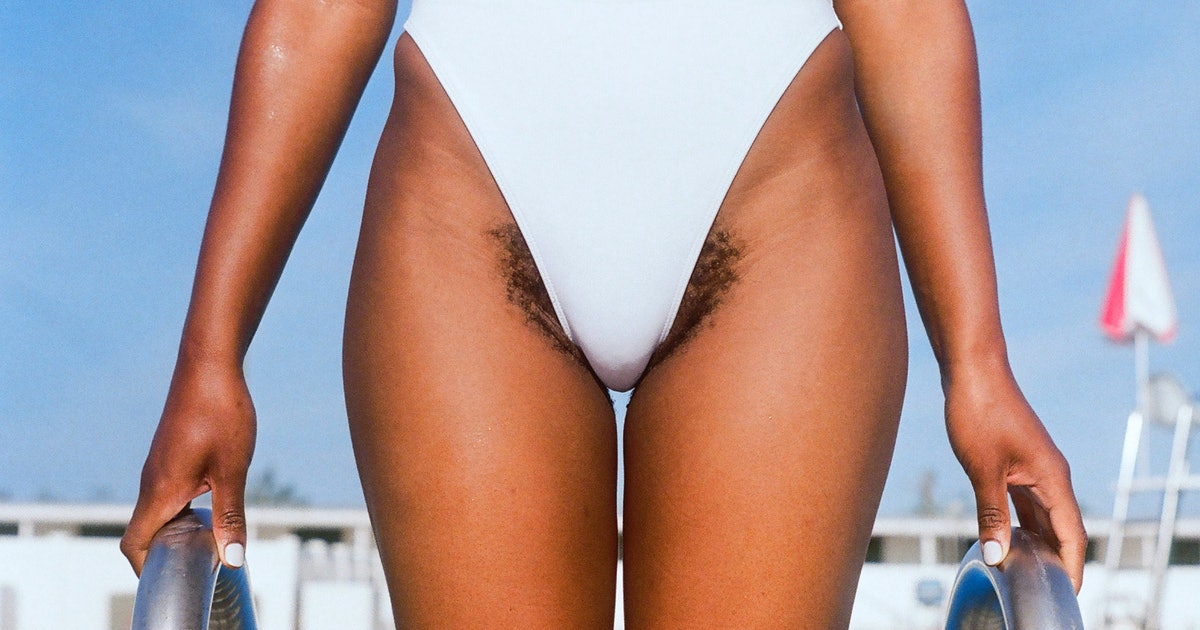 Billie Razor's New Campaign Shows Models With Pubic Hair