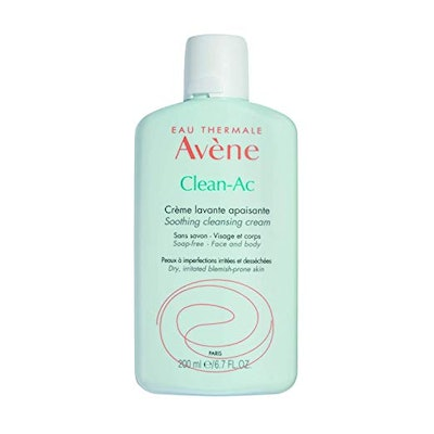 Avène Clean-Ac Soothing Cleansing Cream