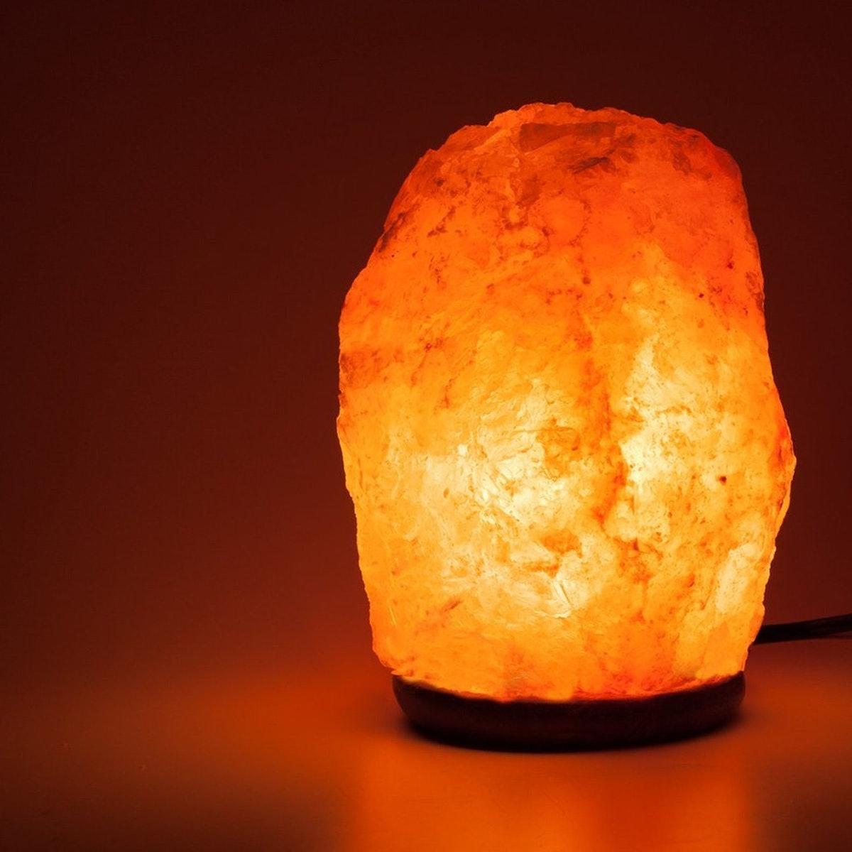 HemingWeigh Himalayan Salt Lamps (Set of 2)