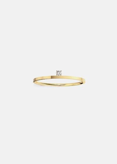 Floating Mini Diamond Ring