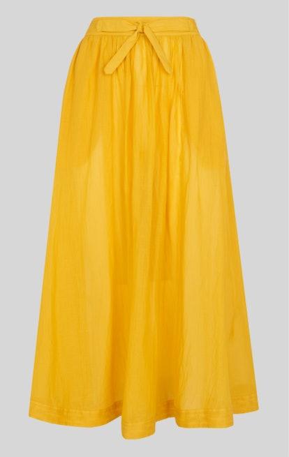 Voile Beach Skirt