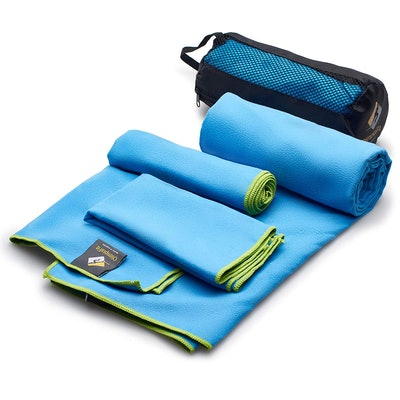 OlimpiaFit Microfiber Towels (Set of 3)