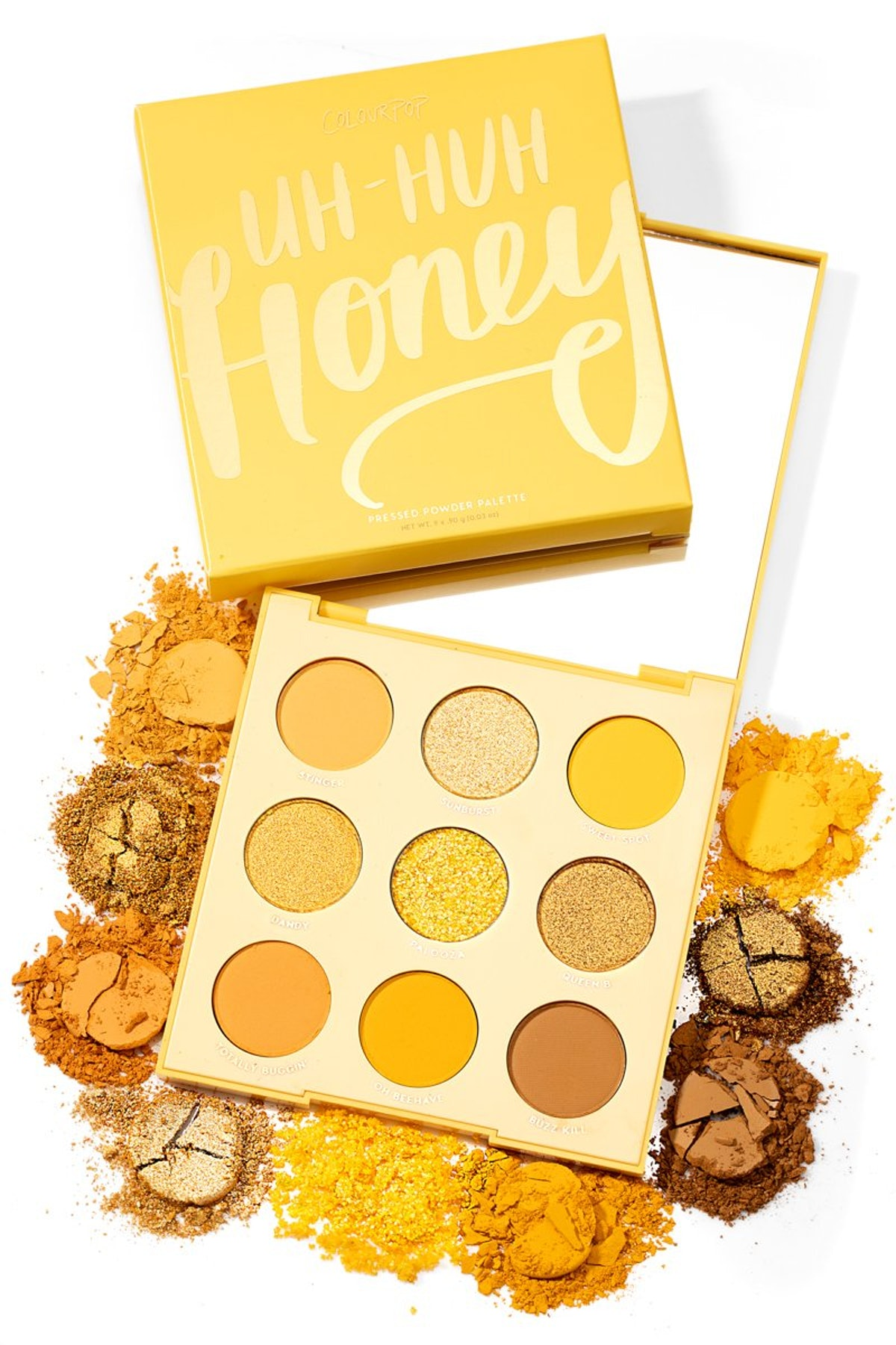 Uh Huh Honey Shadow Palette