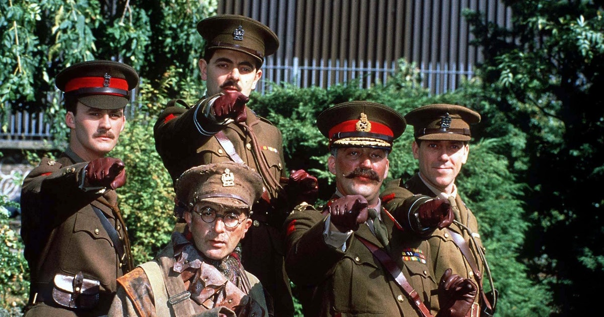 'Blackadder' Could Return For A One Off Special, According To Richard Curtis