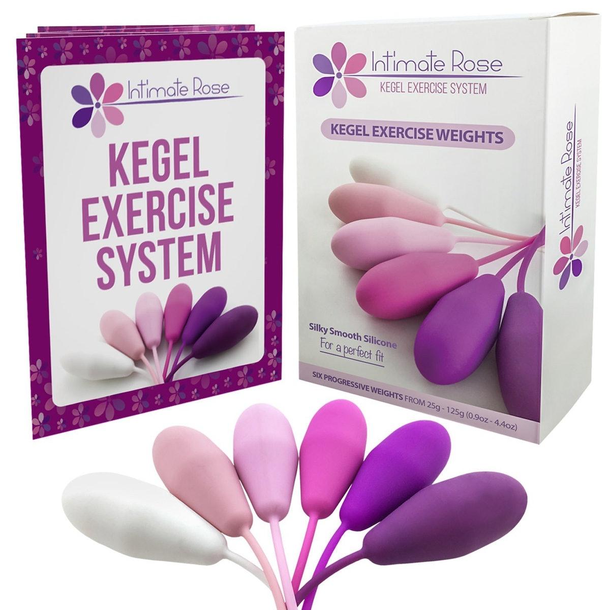 Intimate Rose Kegel Exercise System
